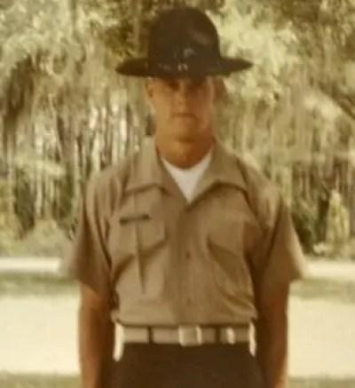 John Stuart Edwards Marine Corps DI