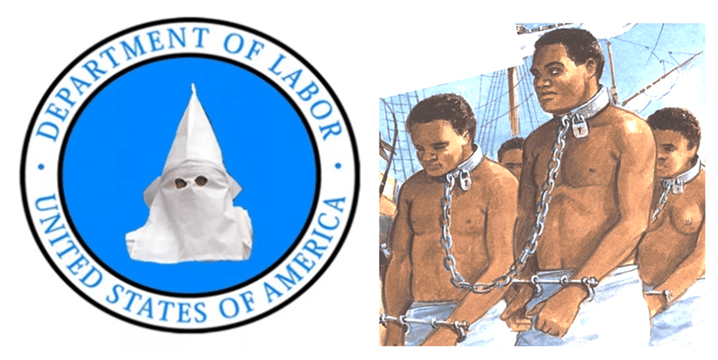 Department of Labor Racism
