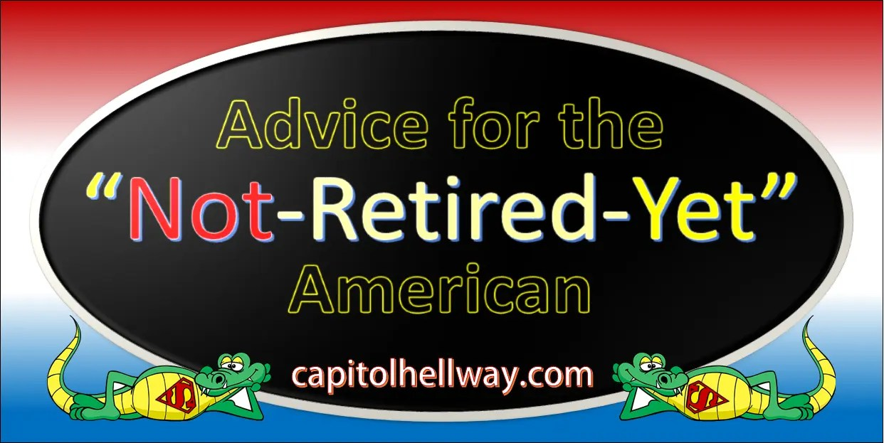 Advice for the Not Retired Yet American by John Stuart Edwards