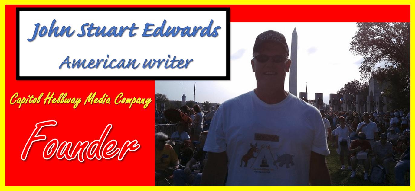 Capitol Hellway Founder - John Stuart Edwards