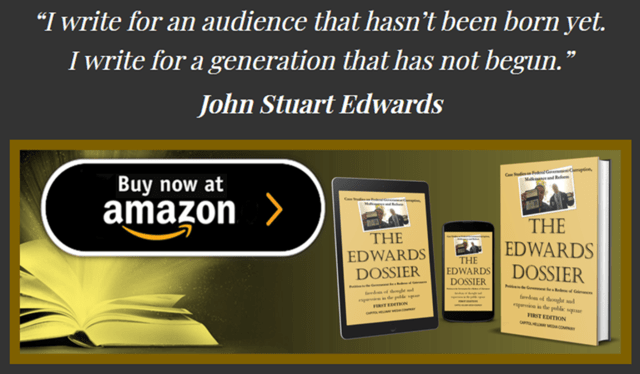 John Stuart Edwards - American writer - Quote