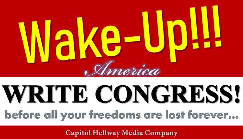 Wake Up America | Capitol Hellway Media Company