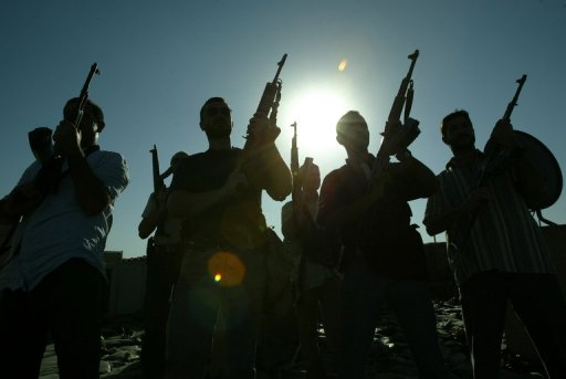 Blackwater mercenaries: Murderers for hire still working for Uncle Sam (AFP)