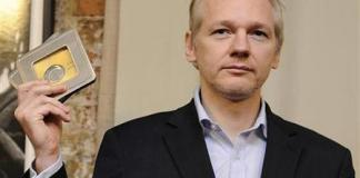Julian Assange: I didn't do nothing wrong