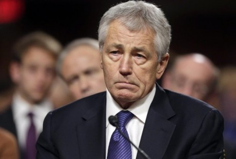 Chuck Hagel (AP Photo/J. Scott Applewhite, File)