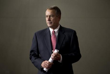 Speaker of the House John Boehner (AP)