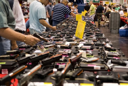 """The increasing availability of guns: Violent and illegal use by """"law abiding"""" citizens is increasing."""
