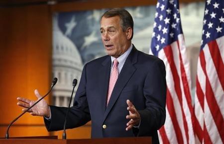 John Boehner: Once homophobic, always homophobic (Reuters)