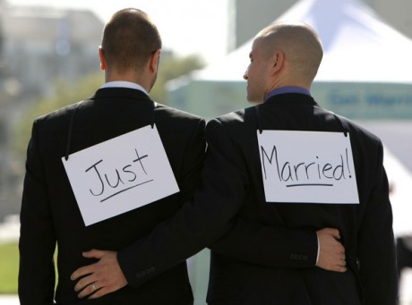 Gay marriage: An idea whose time has come?