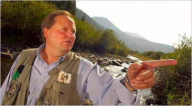Former Montana Gov. Brian Schweitzer