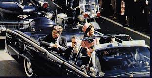 President John F. Kennedy in Dallas