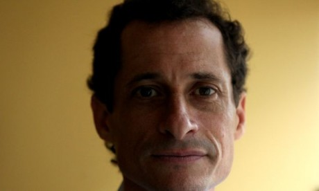 Anthony Weiner:  Not up to an election comeback.