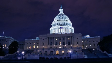 Dark time at the Capitol?
