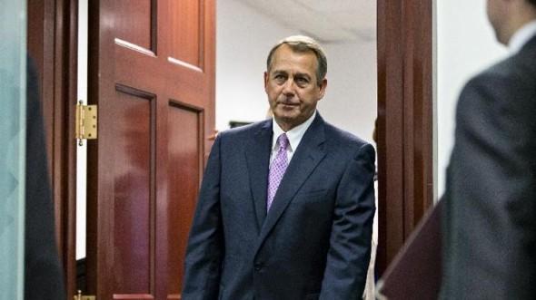 Speaker John Boehner (AP Photo/J. Scott Applewhite)