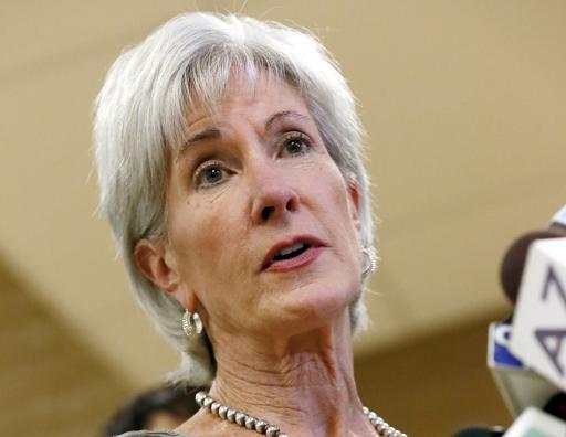 HHS Secretary Kathleen Sebelius (AP/Ross D. Franklin)