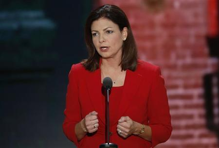 U.S. Senator Kelly Ayotte (R-NH). (REUTERS/Mike Segar)