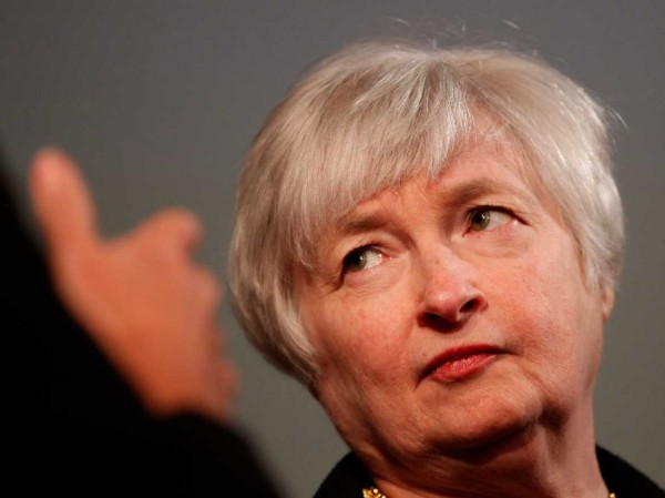 Federal Reserve Chair nominee Janet Yellen (Reuters/Robert Galbraith)