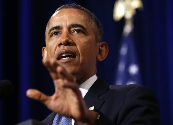 President Barack Obama.  (REUTERS/Kevin Lamarque)