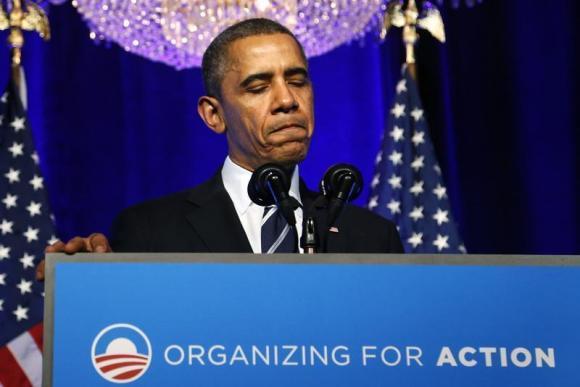 President Barack Obama  (REUTERS/Jonathan Ernst)