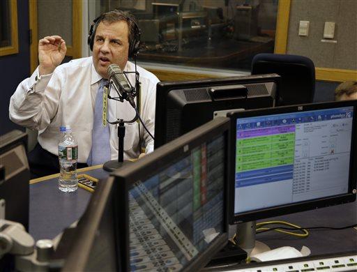 New Jersey Gov. Chris Christie. (AP Photo/Mel Evans)