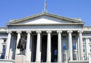 U.S. Treasury Department (AFP)
