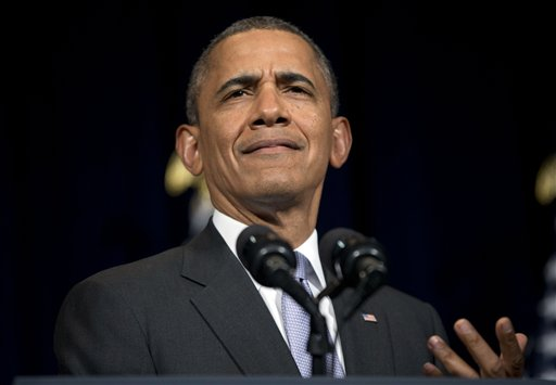 President Barack Obama. (AP Photo/Pablo Martinez Monsivais)
