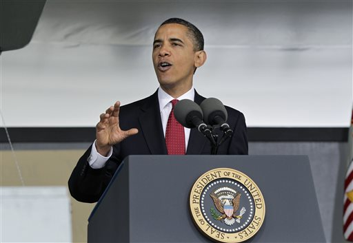 President Barack Obama  (AP Photo/J. Scott Applewhite)