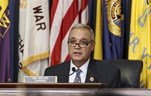 Rep. Jeff Miller, R-Fla.  (AP Photo/J. Scott Applewhite)