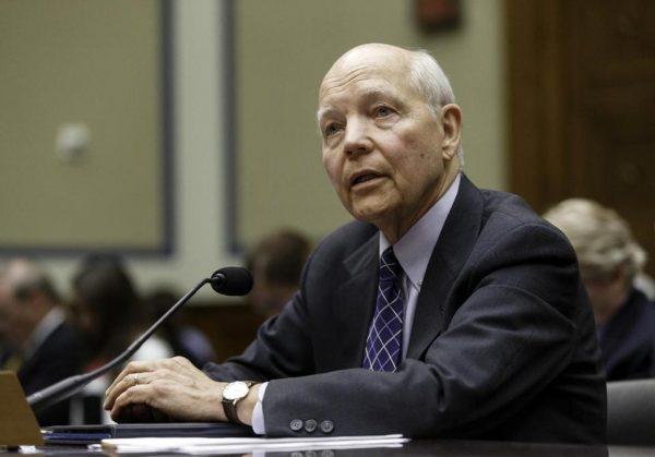 Internal Revenue Service Commissioner John Koskinen  (AP Photo/J. Scott Applewhite)