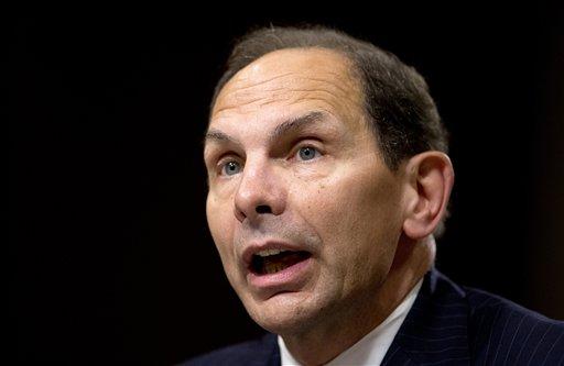 Veterans Affairs Secretary nominee Robert McDonald   (AP Photo)