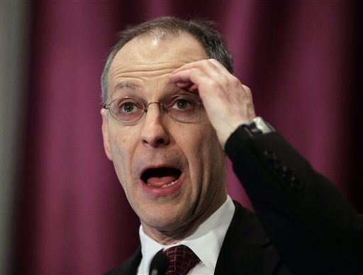 Dr. Ezekiel Emanuel  (AP Photo/J.  Scott Applewhite)