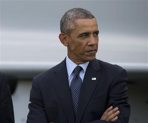 President Barack Obama  (AP Photo/Jon Super, File)