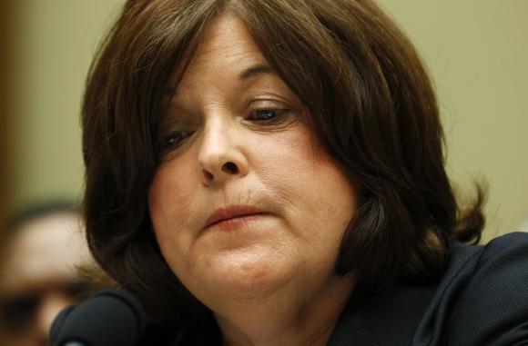 Outgoing Secret Service Director Julia Pierson  (REUTERS/Kevin Lamarque)
