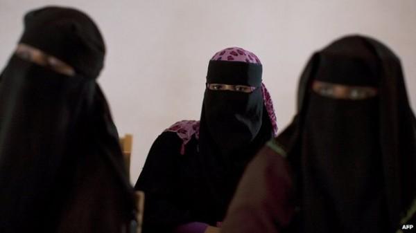 Women in jihad?