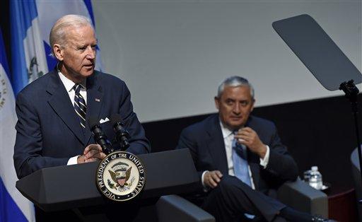 Vice President Joe Biden  (AP Photo/Susan Walsh)