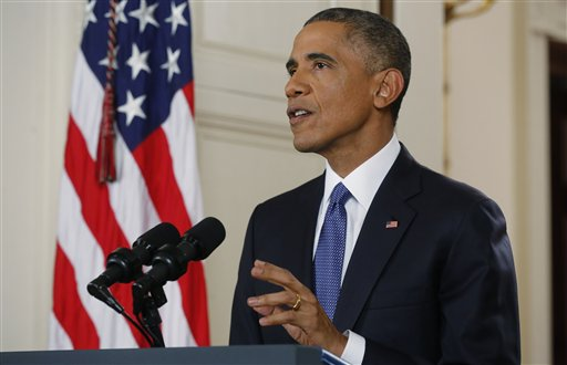 President Barack Obama (AP Photo/Jim Bourg, Pool)