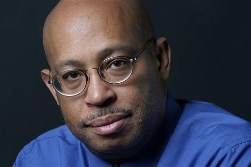 Michel duCille, a photographer and former photo editor with The Washington Post.  (AP Photo/The Washington Post, Julia Ewan)