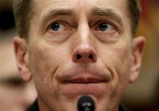 Gen. David Petraeus testifies on Capitol Hill  (AP Photo/Pablo Martinez Monsivais)