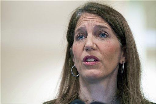 Services Secretary Sylvia Burwell. (AP Photo/Cliff Owen)