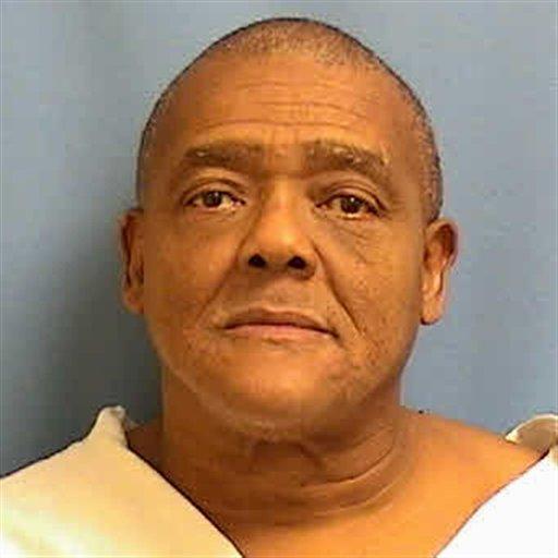 Milton Thomas.  (AP Photo/Arkansas Department of Correction)
