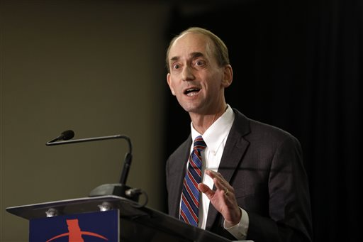 Missouri Auditor Tom Schweich (AP Photo/Jeff Roberson)