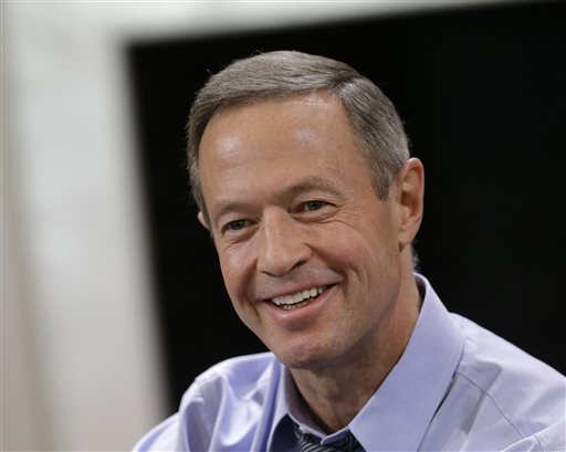 Maryland Gov. Martin O'Malley (AP Photo/Patrick Semansky)