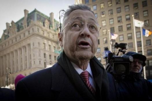 Former New York Assembly speaker Sheldon Silver.  (REUTERS/Brendan McDermid)