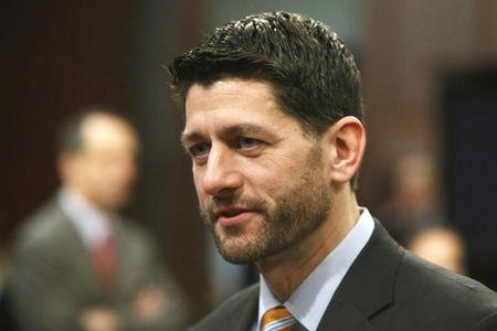 House Ways and Means Committee Chairman Paul Ryan (R-WI) (REUTERS/Jonathan Ernst)