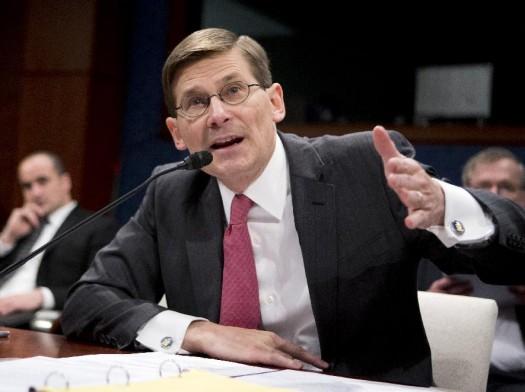 Former CIA Deputy Director Michael Morrell (AP Photo/Manuel Balce Ceneta)