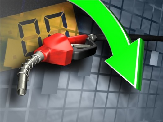 When gas prices go down, does Republican anger go up?