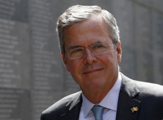 Former Florida Governor and Republican presidential candidate Jeb Bush,  (REUTERS/Kacper Pempel)