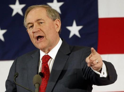 Virginia Gov. Jim Gilmore. (AP Photo/Jim Cole)