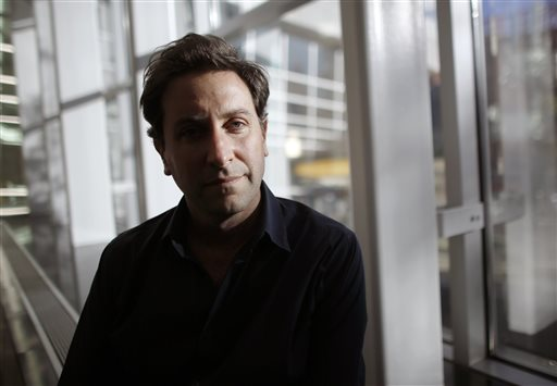 Ken Dornstein poses for a photo Thursday, Oct. 15, 2015, in Boston. A long investigation by Dornstein, a documentary filmmaker whose brother died in the attack, identified Libyan Abu Agila Mas'ud as the possible maker of the bomb that shattered the New York-bound Boeing 747 as it flew over Lockerbie, Scotland on Dec. 21, 1988. Mas'ud has not been named by U.S. or Scottish officials as a suspect. All 259 people aboard the plane and 11 on the ground were killed. (AP Photo/Steven Senne)