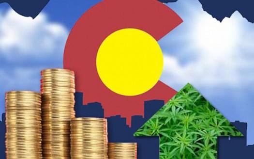 Colorado: Taxes and marijuana.